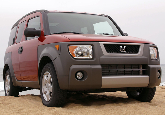 Honda Element Yh2 2003 06 Pictures 800x600