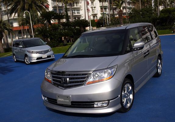 2007 Honda Elysion Prestige Sz Related Infomation