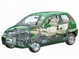 Pictures of Honda EV Plus 1997–99