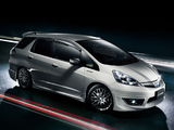 Mugen Honda Fit Shuttle (GG) 2011 wallpapers
