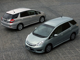 Honda Fit Shuttle photos
