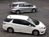 Honda Fit Shuttle wallpapers