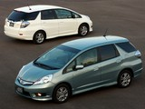 Images of Honda Fit Shuttle