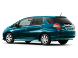 Photos of Honda Fit Shuttle (GG) 2011