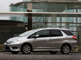 Pictures of Honda Fit Shuttle (GG) 2011
