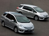Pictures of Honda Fit Shuttle