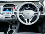 Honda Fit EV (GE) 2012 images
