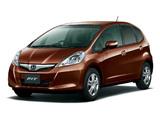 Honda Fit (GE) 2012 images