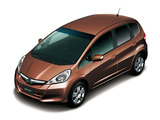 Honda Fit (GE) 2012 pictures