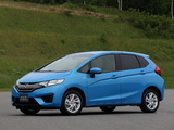 Honda Fit Hybrid 2013 images