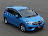 Honda Fit Hybrid 2013 photos