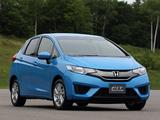 Images of Honda Fit Hybrid 2013