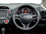 Wallpapers of Honda Fit RS (GE) 2012