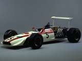 Wallpapers of Honda RA301 1968