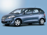Honda FR-V UK-spec 2004–09 photos