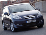 Pictures of Honda FR-V 2004–09