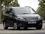 Honda FR-V UK-spec 2004–09 wallpapers