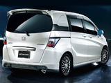 Mugen Honda Freed Spike Hybrid (GB3) 2011 pictures