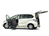 Honda Freed (GB3) 2011 wallpapers