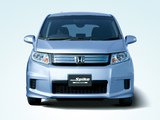 Pictures of Honda Freed Spike Hybrid (GP3) 2011