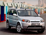 Honda HR-V 5-door UK-spec (GH) 1999–2001 wallpapers