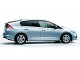Honda Insight JP-spec (ZE2) 2011 pictures