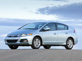 Honda Insight US-spec (ZE2) 2011 pictures