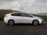 Honda Insight UK-spec (ZE2) 2012 images