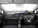 Honda Insight AU-spec (ZE2) 2012 pictures