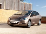 Images of Honda Insight UK-spec (ZE2) 2009–12
