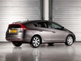 Photos of Honda Insight UK-spec (ZE2) 2009–12