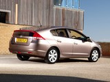 Pictures of Honda Insight UK-spec (ZE2) 2009–12