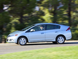 Pictures of Honda Insight US-spec (ZE2) 2011