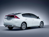 Honda Insight (ZE2) 2012 wallpapers