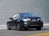 Pictures of Modulo Honda Inspire Concept (CP3) 2008
