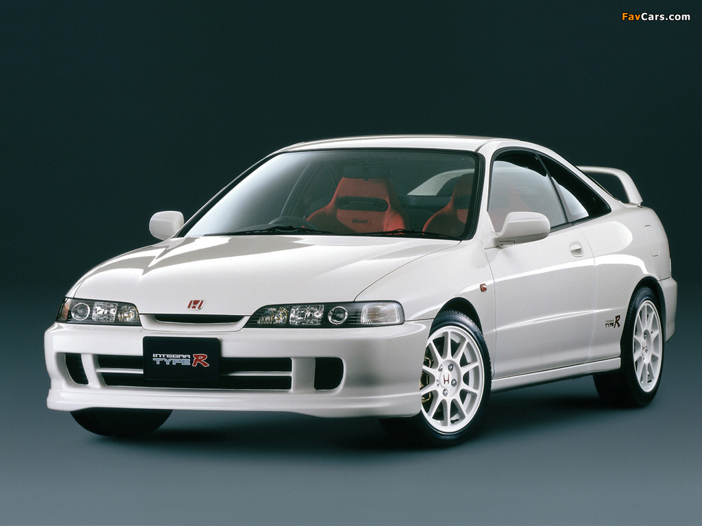 Wallpapers Of Honda Integra Type R Coupe Jp Spec Dc2