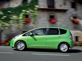 Honda Jazz Hybrid 2010 photos