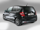 Honda Jazz Si 2012 photos