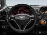 Honda Jazz Si 2012 pictures