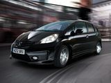 Images of Honda Jazz Si 2012