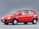 Pictures of Honda Logo 5-door (GA3) 1996–2001