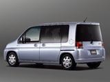 Honda Mobilio (GB) 2004–08 images