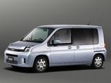 Honda Mobilio (GB) 2004–08 photos