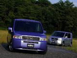 Images of Honda Mobilio Spike (GK) 2002–05