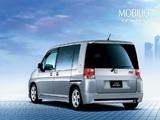 Wallpapers of Mugen Honda Mobilio (GB) 2004–08