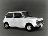 Pictures of Honda N600 1967–72
