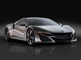 Images of Honda NSX Concept 2012