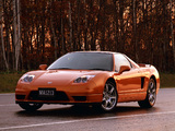 Pictures of Honda NSX-S (NA2) 2002–05