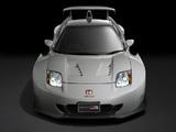 Pictures of Mugen Honda NSX RR Concept (NA2) 2009