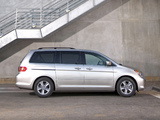 Honda Odyssey US-spec 2008–10 wallpapers